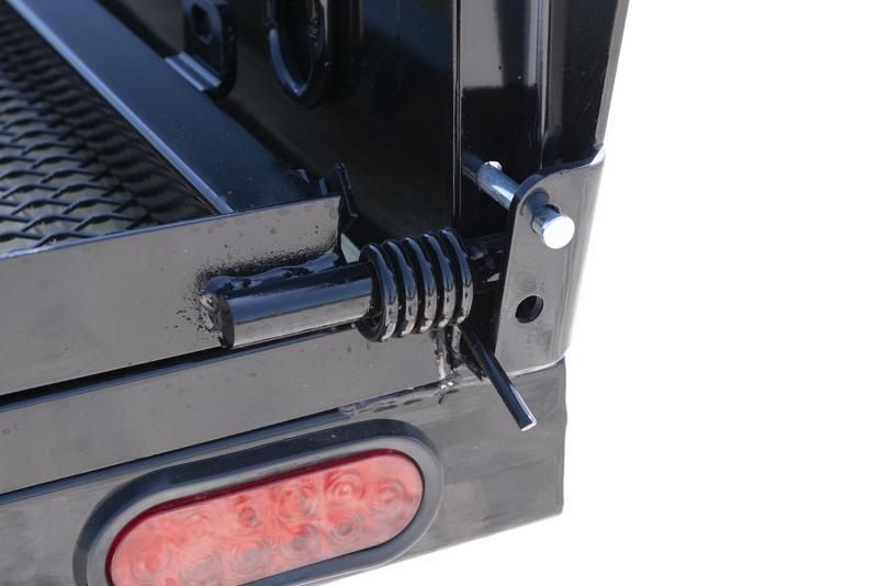2018 Sure-Trac 5X10 3 BOARD Utility Trailer