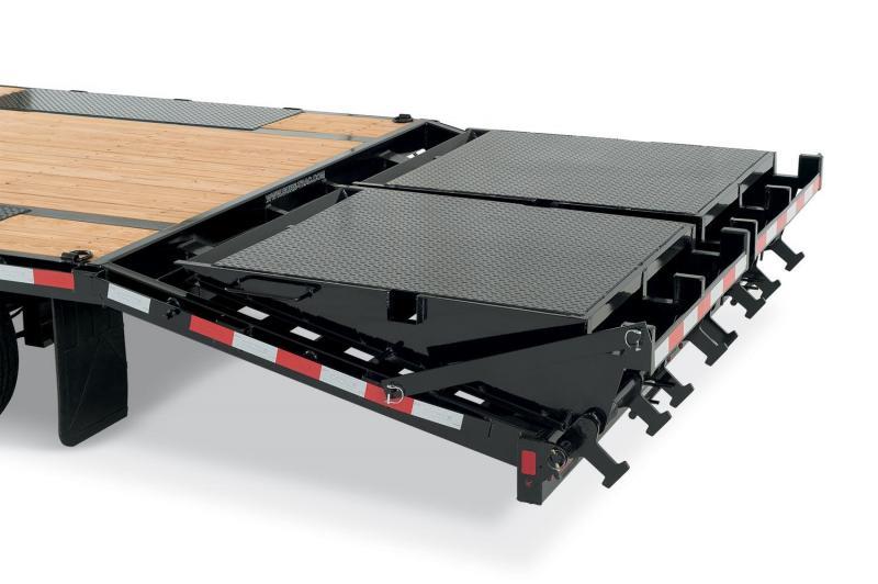 2019 Sure-Trac 8.5x20+5 LowPro Deckover Tandem GN 17.6K