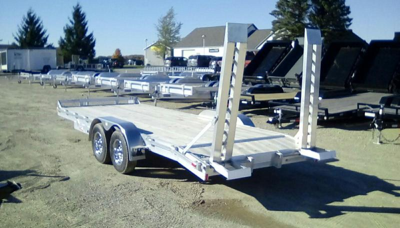 2018 American Hauler Industries 7X20 IMPLEMENT Utility Trailer