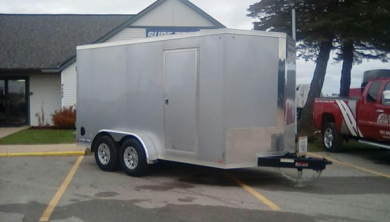 2018 Sure-Trac 7x14 PRO-SERIES 10K Enclosed Cargo Trailer