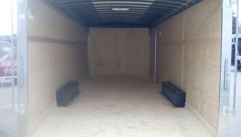 2019 American Hauler Industries 8.5X24 AIR LITE Enclosed Cargo Trailer
