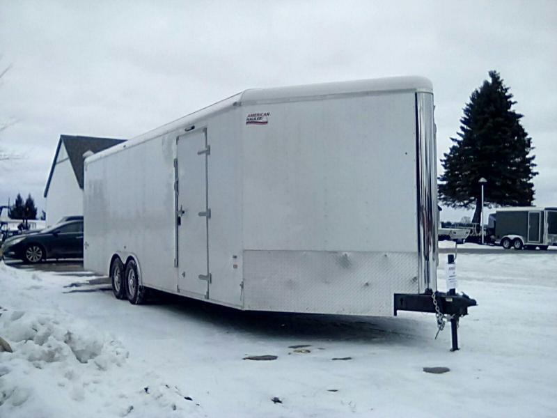 2019 American Hauler Industries 8.5X28 Falcon 10k Enclosed Cargo Trailer