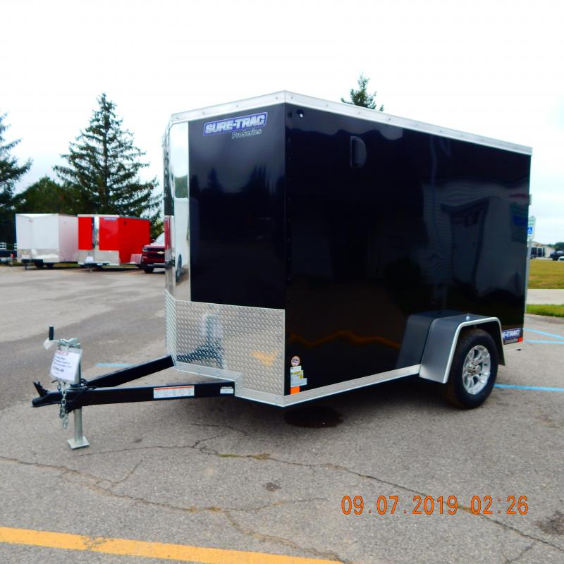2019 Sure-Trac 6 x 10 Pro Series Wedge Cargo SA