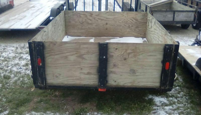 1983 Other 6X8 3 BOARD Utility Trailer
