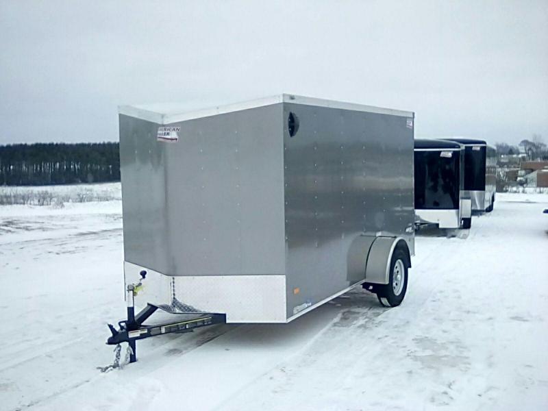 2019 American Hauler Industries 6X12 Arrow 3K Enclosed Cargo Trailer