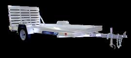 2020 Aluma 6.5x14 3k ES Series Utility Trailer