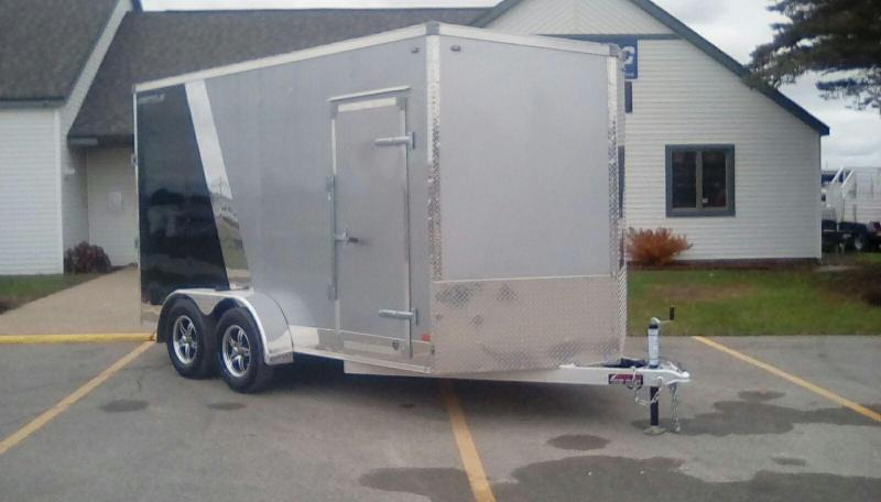 2018 MVM7 7X14 METTLE Enclosed Cargo Trailer