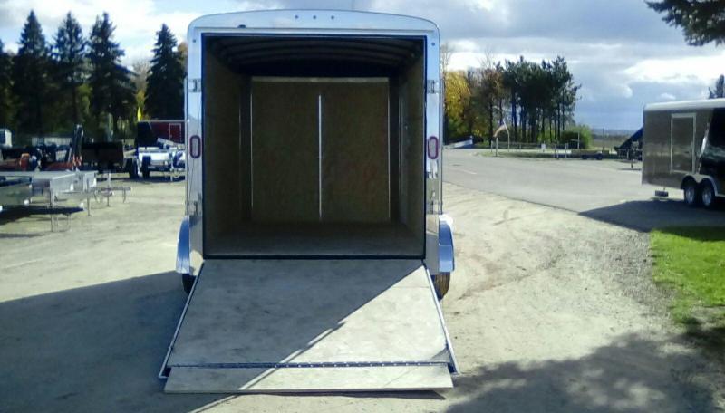 2018 Sure-Trac 7X12 PRO SERIES Enclosed Cargo Trailer