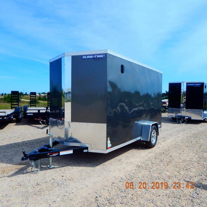2020 Sure-Trac 6 x 12 Pro Series Wedge Cargo SA