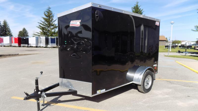 2019 American Hauler Industries 5x10 3k Arrow Enclosed Cargo Trailer
