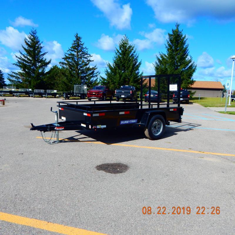 2020 Sure-Trac 5 x 8 Steel High Side  3k Idler