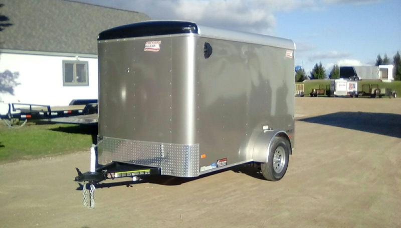 2018 American Hauler Industries 6X10 AIR LITE Enclosed Cargo Trailer
