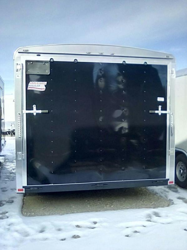 2019 American Hauler Industries 7x16 6 ARROW Enclosed Cargo Trailer