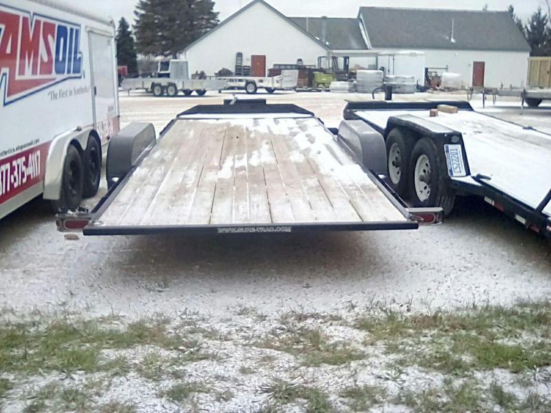 2014 Sure-Trac ST8220CHSLPT-B-100 Car / Racing Trailer