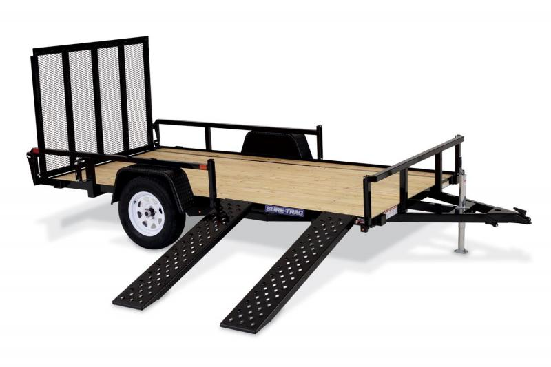 2019 Sure-Trac 7X14 ATV Utility Trailer
