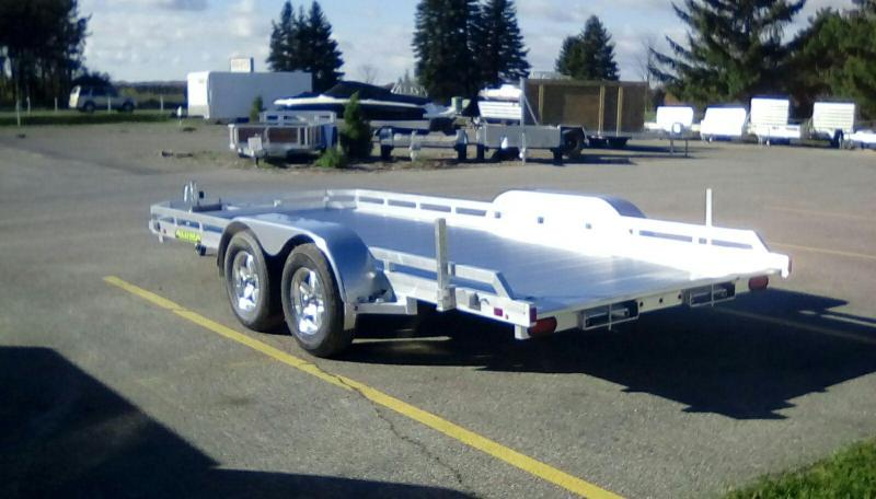 2019 Aluma 6.5X16 Equipment Trailer