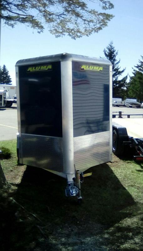 2020 Aluma 6x12 Aluma 3k Enclosed Cargo Trailer