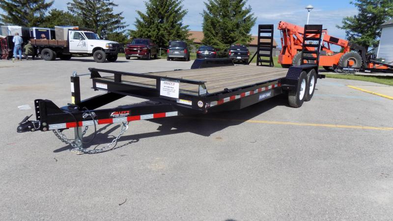 2019 Sure-Trac 7x20 Implement 14k Equipment Trailer
