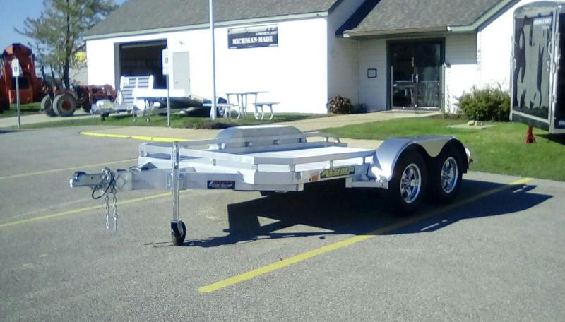 2019 Aluma 6.5X12 Equipment Trailer