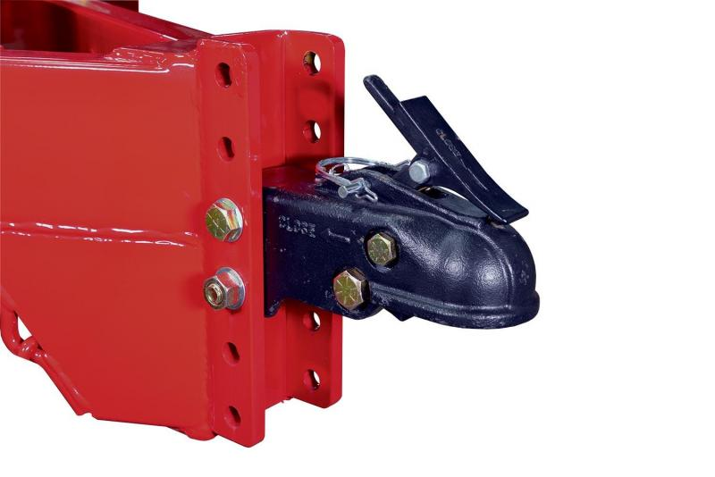 2018 Sure-Trac 8.5X16 DECKOVER Equipment Trailer