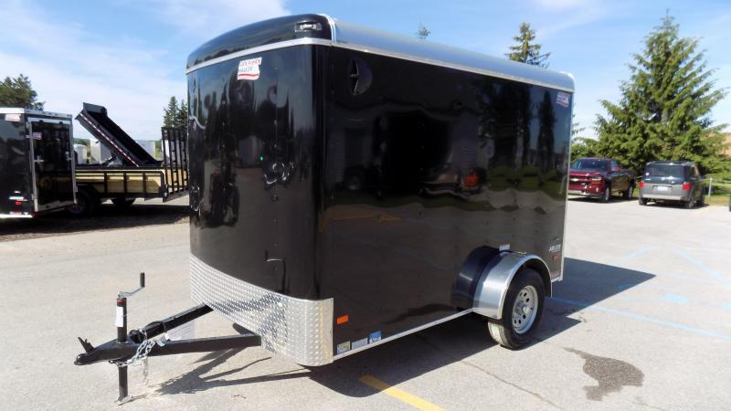 2019 American Hauler Industries 6x10 3k Air Lite Enclosed Cargo Trailer
