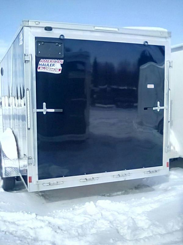 2019 American Hauler Industries 7X14 Night Hawk 7K Enclosed Cargo Trailer