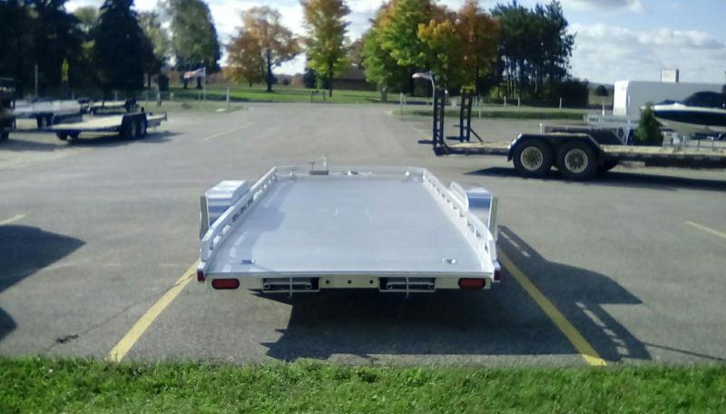 2019 Aluma 6.5X18 Equipment Trailer