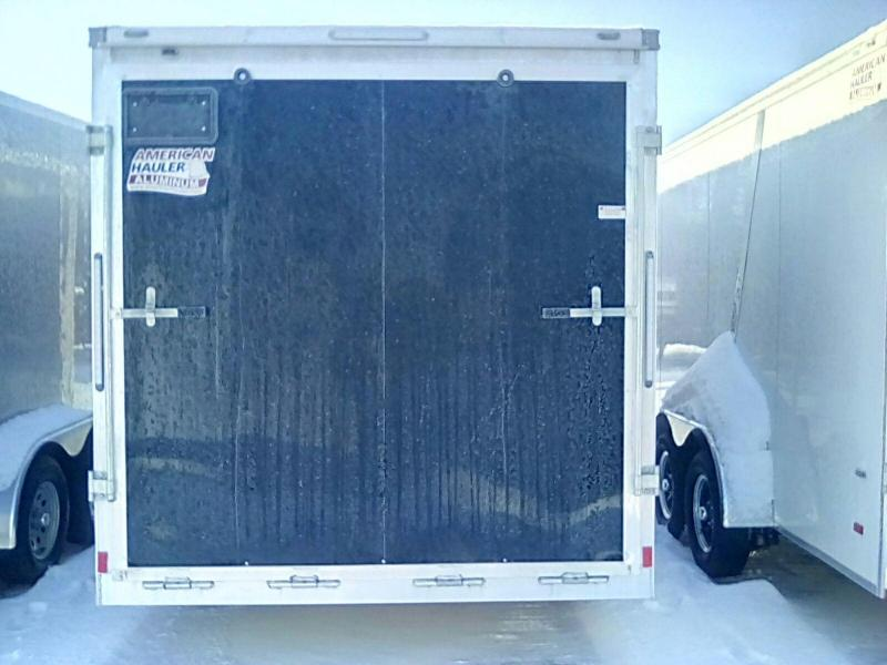 2019 American Hauler Industries 7X14 Night Hawk 7K Enclosed Cargo Trailer