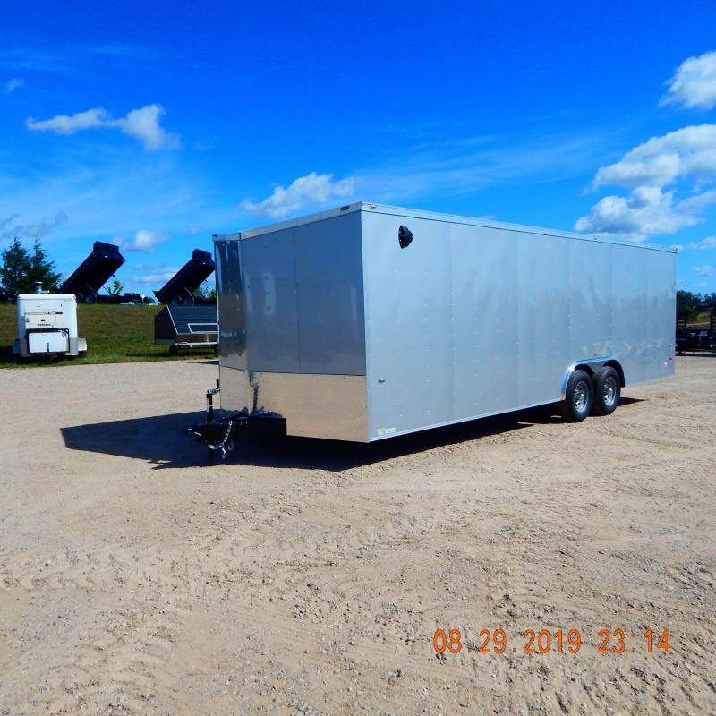 2019 American Hauler Industries 8.5x24 10k Arrow Enclosed Cargo Trailer