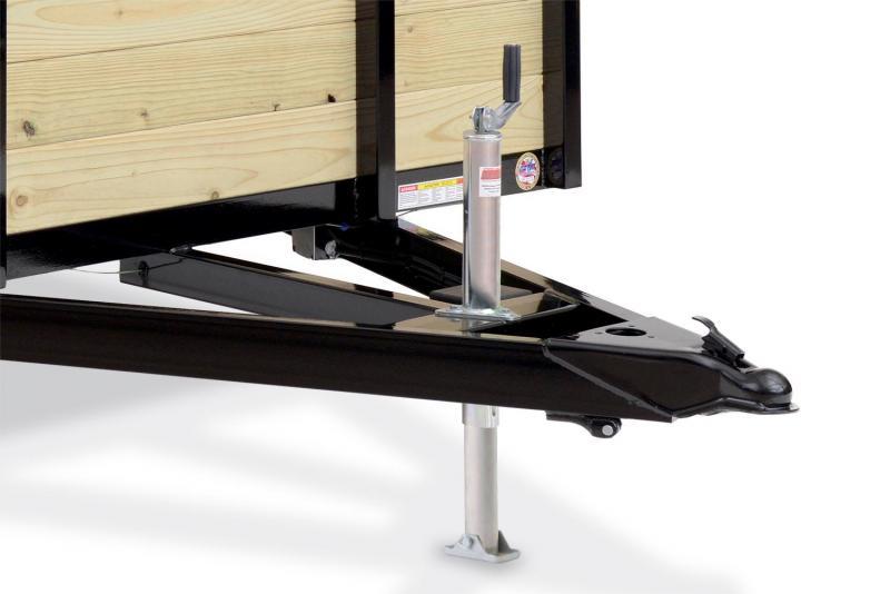 2018 Sure-Trac 7X14 3 BOARD Utility Trailer