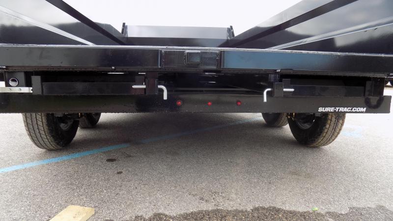 2019 Sure-Trac 82 IN X 12 LProfile Scissor Dump 14K
