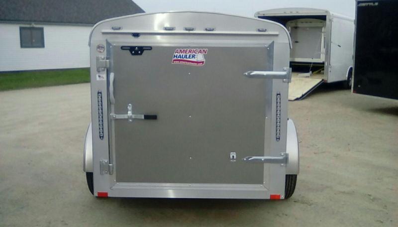 2019 American Hauler Industries 5X10 AIR LITE Enclosed Cargo Trailer