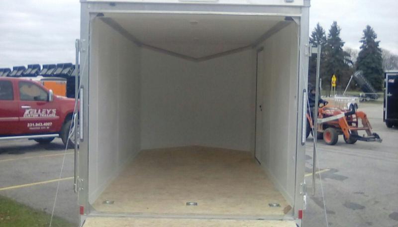 2018 American Hauler Industries NIGHT HAWK Enclosed Cargo Trailer