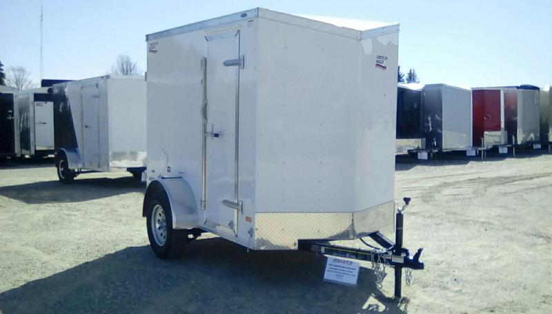 2019 American Hauler Industries 5x8 Arrow 3k Enclosed Cargo Trailer