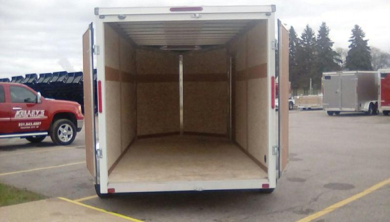 2018 MVM7 METTLE Enclosed Cargo Trailer