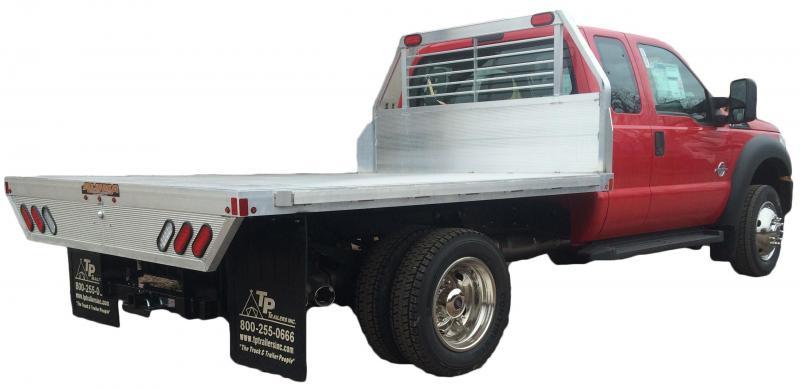 2018 Aluma TB81X87 Truck Bed