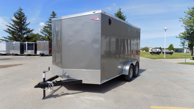 2019 American Hauler Industries 7x14 7k Arrow Enclosed Cargo Trailer