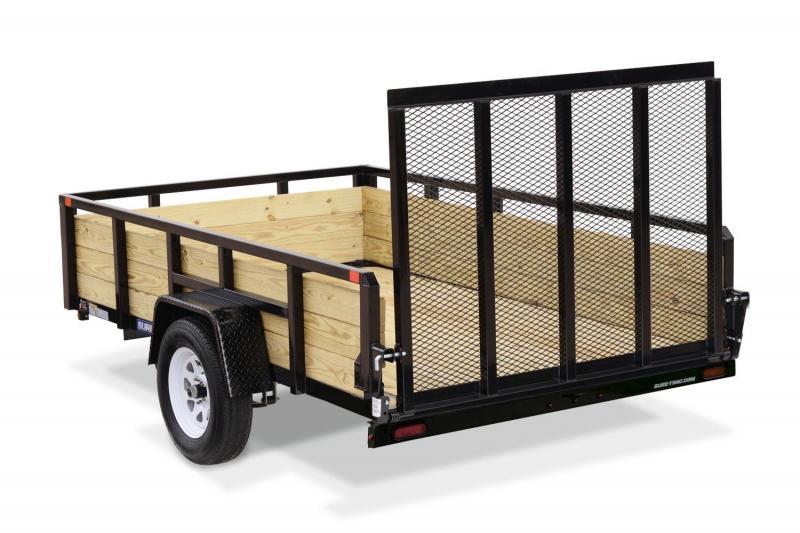 2018 Sure-Load 5X10 3 BOARD Utility Trailer