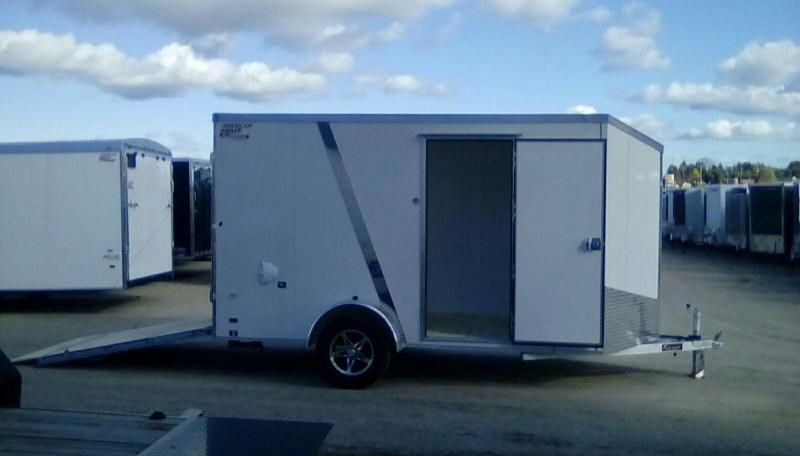 2018 American Hauler Industries NIGHT HAWK Enclosed Cargo Trailer