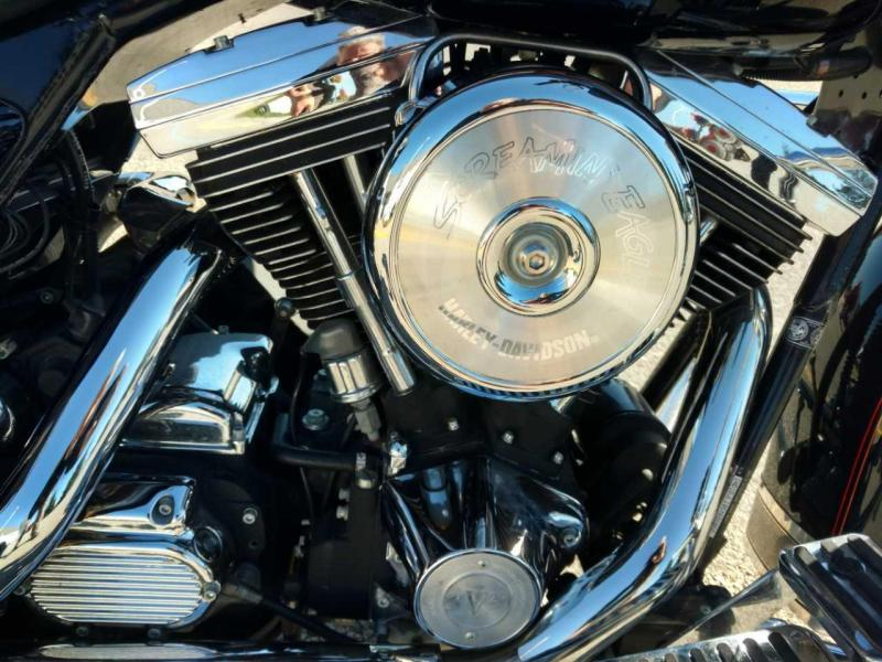 1995 Harley Davidson FLH-TC Motorcycle
