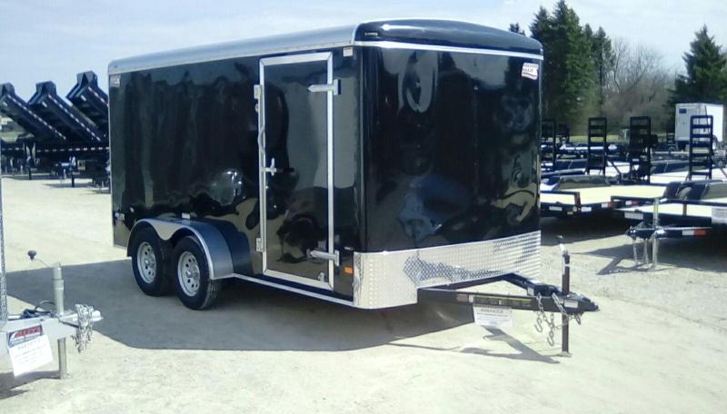 2019 American Hauler Industries 7x14 Air Lite 7k Enclosed Cargo Trailer