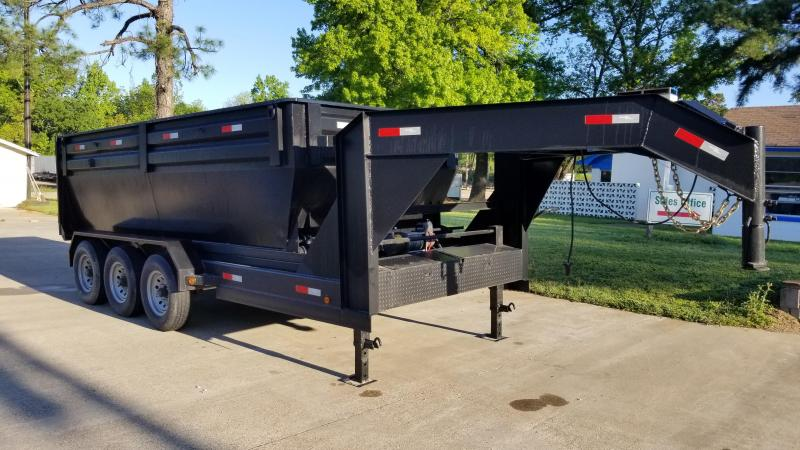 2018 Salvation Trailers 83X16 Dump Trailer in Ashburn, VA