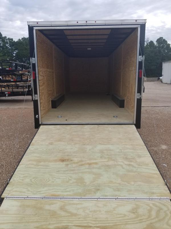 2019 Salvation Trailers 8.5X24 Enclosed Cargo Trailer