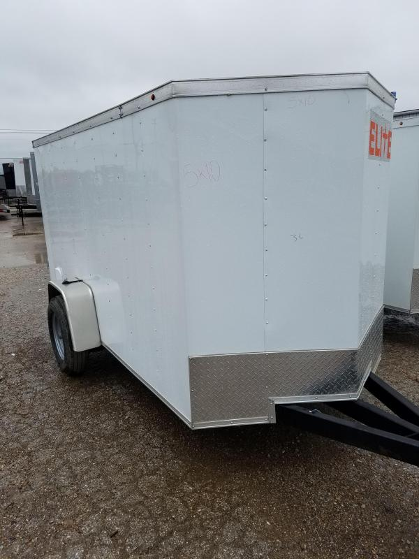 2018 Salvation Trailers 5x10 Enclosed Cargo Trailer in Ashburn, VA