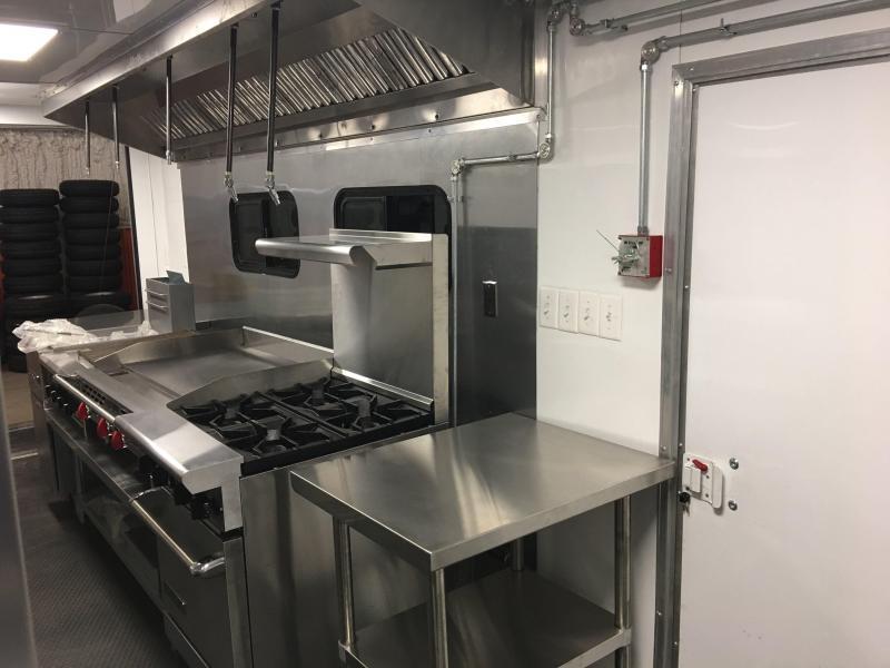 2018 Loaded 8X20TA Food Concession Trailer in Ashburn, VA