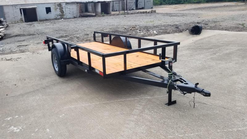 2019 Salvation Trailers 5X12 Utility Trailer