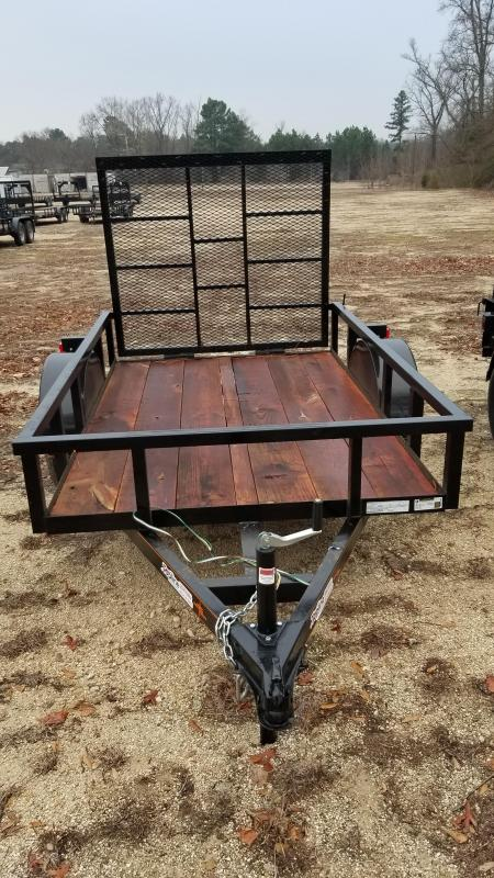 2018 Salvation Trailers 5X8 Utility Trailer