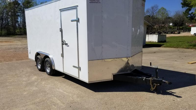 2018 Salvation Trailers 8X16 Enclosed Cargo Trailer