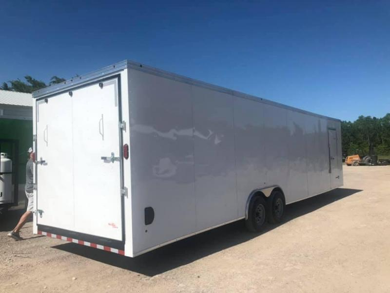 2019 Other SALVATION 8.5X32 Enclosed Cargo Trailer
