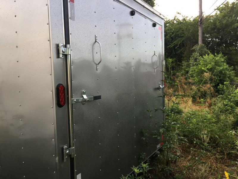 2018 8.5X24TA Enclosed Cargo Trailer